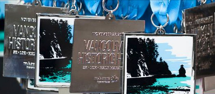 vancouver historical half